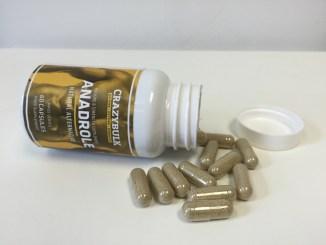anadrol 25mg pills