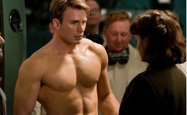 chris evans steroids