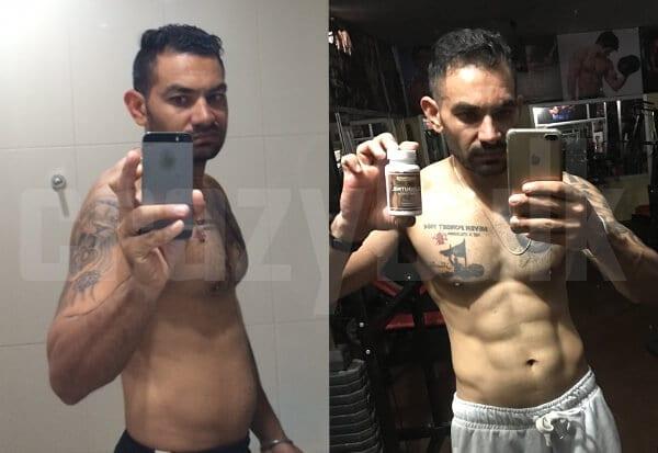 crazy bulk results