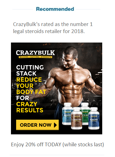 stéroïdes pour perdre du poids