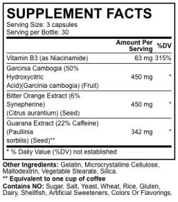 clenbutrol ingredients
