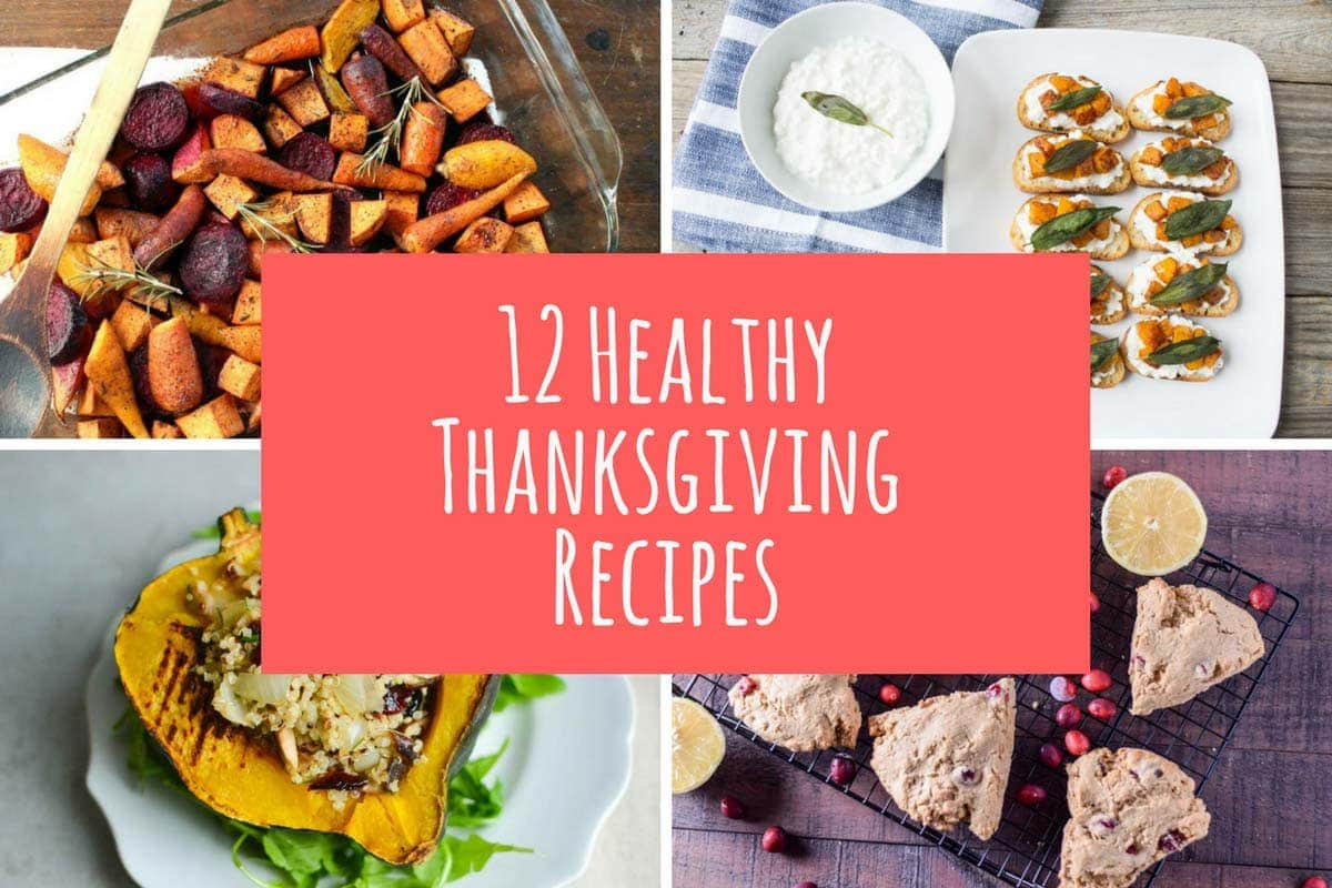 Healthy Thanksgiving Recipe