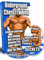 chest training