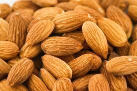 21 almonds