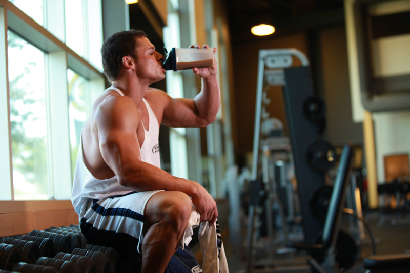 25 drinking protein powder