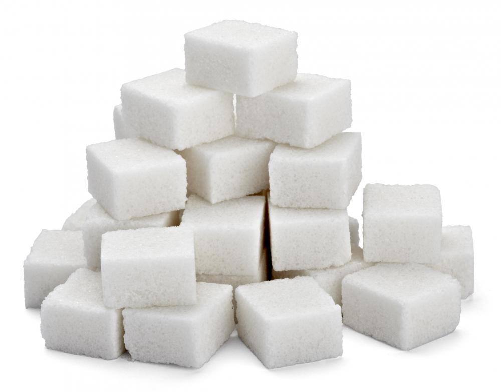 24 sugar cubes