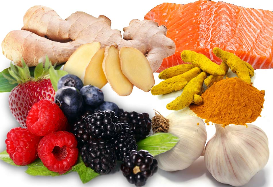 10 Best Anti Inflammatory Foods