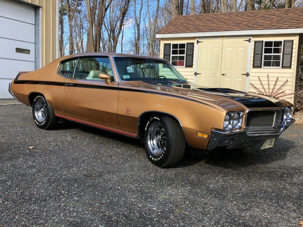 Buick Gs 1970 Prototype Skylark Stage 1