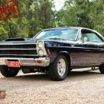 1966 Fairlane 500 Gt Muscle Car Stables