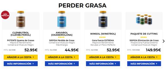 Esteroides anabolicos winstrol