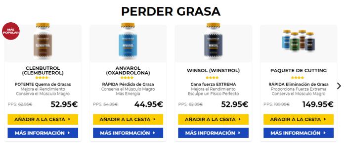 Comprar esteroides online colombia beste anabolen kuur pillen