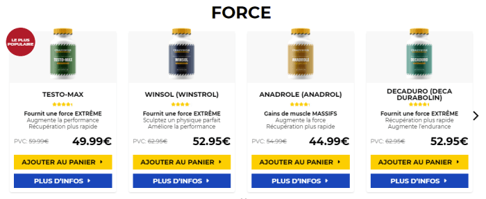 steroide anabolisant achat T3 Cytolmel