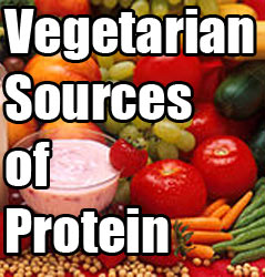 Vegetarian Sources of Protein for Building Muscle