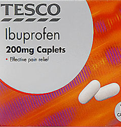 Muscle Building Pills – Ibuprofen & Acetaminophen?