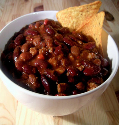 Bodybuilding Recipe: Beef Chili
