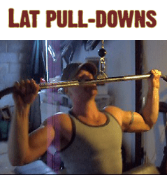How To Do Lat Pull-Downs Correctly