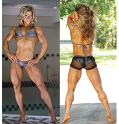 Real Female Muscle! Interview With Myra Marshall (with pics)