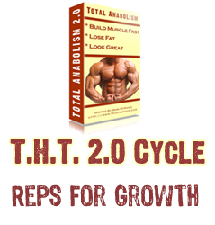 The THT 2.0 Training Cycle – Rep Range For Growth (part 5)