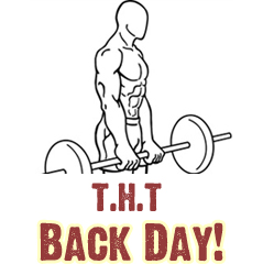 The THT 2.0 Training Cycle. How To Train Your Back (part 13)
