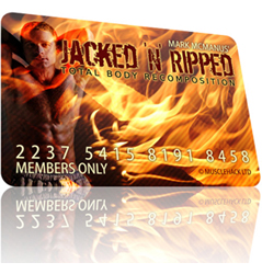 Jacked 'N' Ripped Is Here! Sign Up Now…