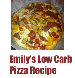 ultimate low carb pizza recipe
