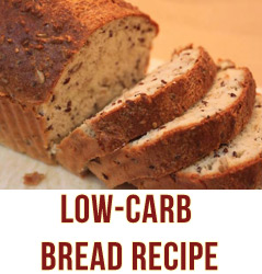 Simply The Best Low Carb Bread Recipe