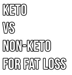 Do I Need To Go Into Ketosis To Lose Fat Faster?
