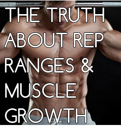 Change Rep Ranges Every 10 Weeks For Better Muscle Gains