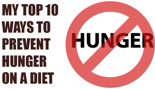 10 Ways To Beat Hunger Cravings When Dieting