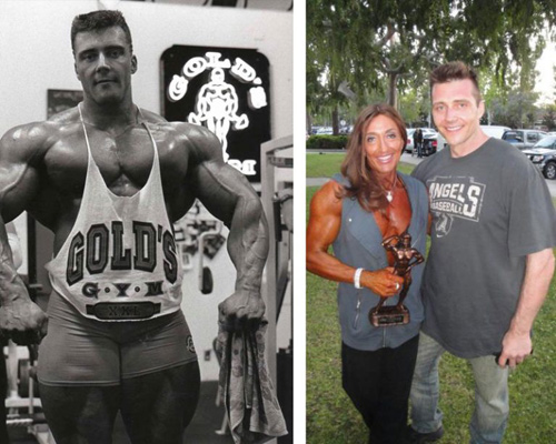 5 Massive Bodybuilders Who Lost All Their Gains
