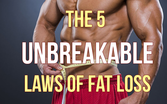 The 5 Unbreakable Rules Of Fast Fat Loss