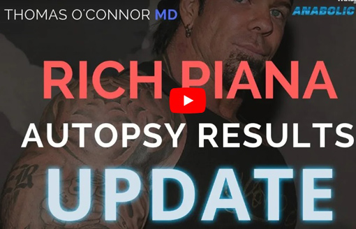 RICH PIANA AUTOPSY REPORT 2018