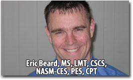 75% Commission For Fitness Professional Product  Image of eric beard muscle imbalances