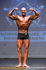 Tony Hester Best Fit Classic Physique Trunks