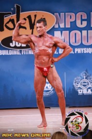 Rowdy Hickman - 2017 NPC Rocky Mountain Championships - Best Fit Posers