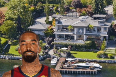 JR Smith House