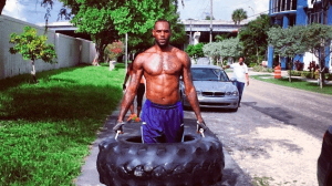 lebron james workout program
