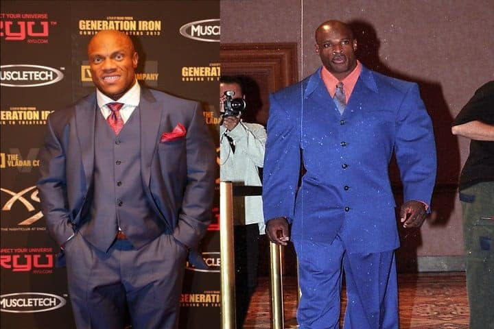ronnie coleman suit