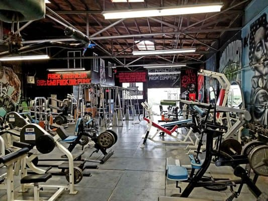 lron Addicts Gym