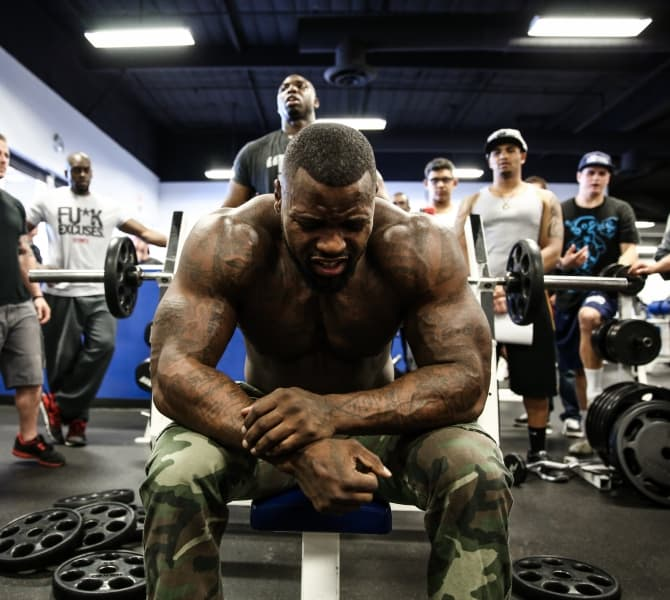 mike rashid workout