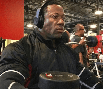 shawn rhoden training