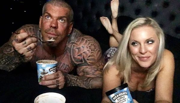 rich piana girlfriend