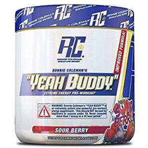 Ronnie Coleman Yeah Buddy New Formula