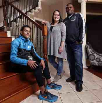 trae young parents