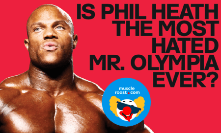 Phil Heath Arrogant