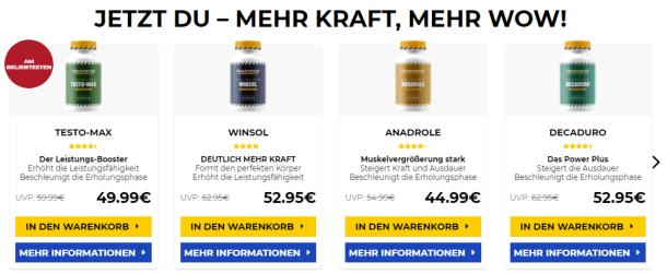 Anabola steroider nervsystemet anabolika kaufen amazon