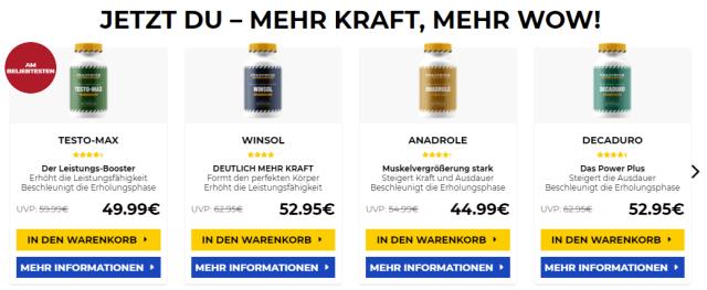 Anabolik steroid kaufen comprar oxandrolona usp labs