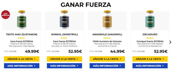 Steroidi anabolizzanti infarto comprar clenbuterol españa