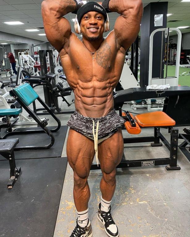 Brandon Hendrickson 2020 Olympia