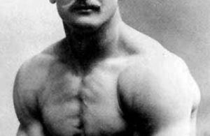 Bodybuilding History Eugene Sandow
